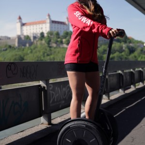 (English) Castle Segway Tour