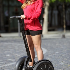 (English) Riverside Segway Tour
